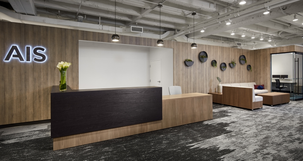 Preview of NeoCon 19  Custom Reception and LB Lounge Seating