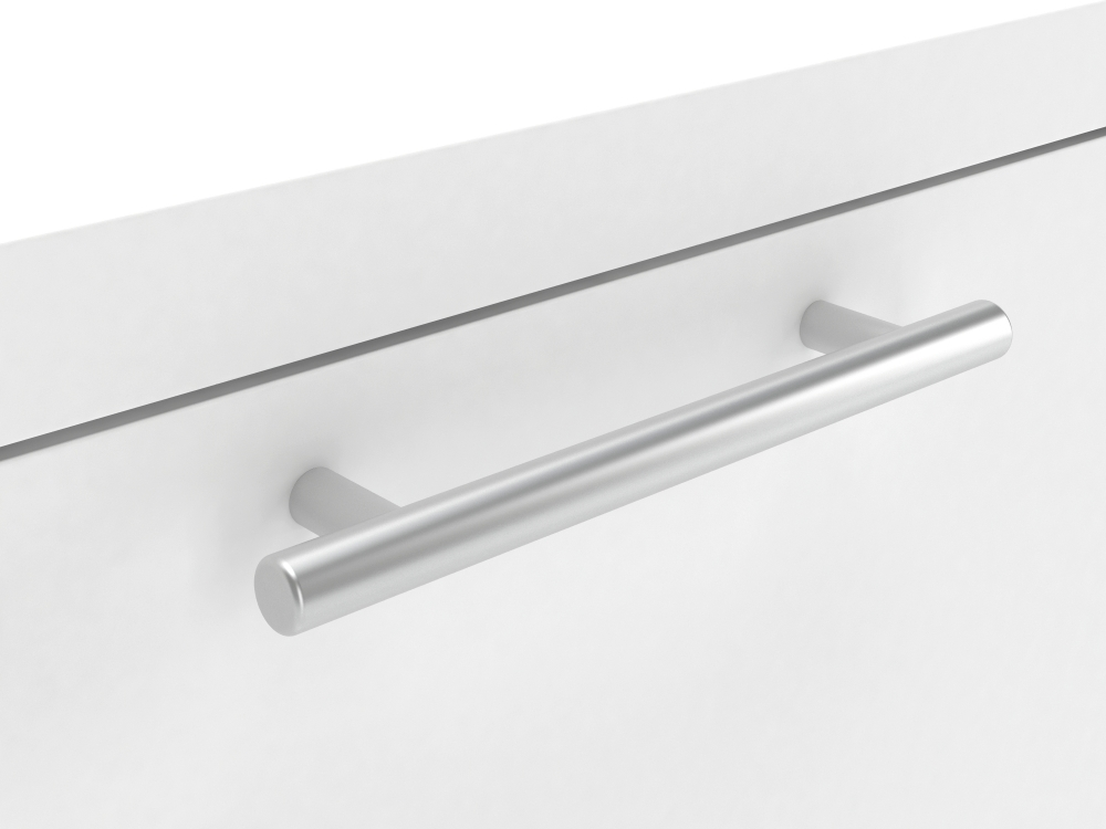 Preview of L Series Steel Storage Bar Pull Detail