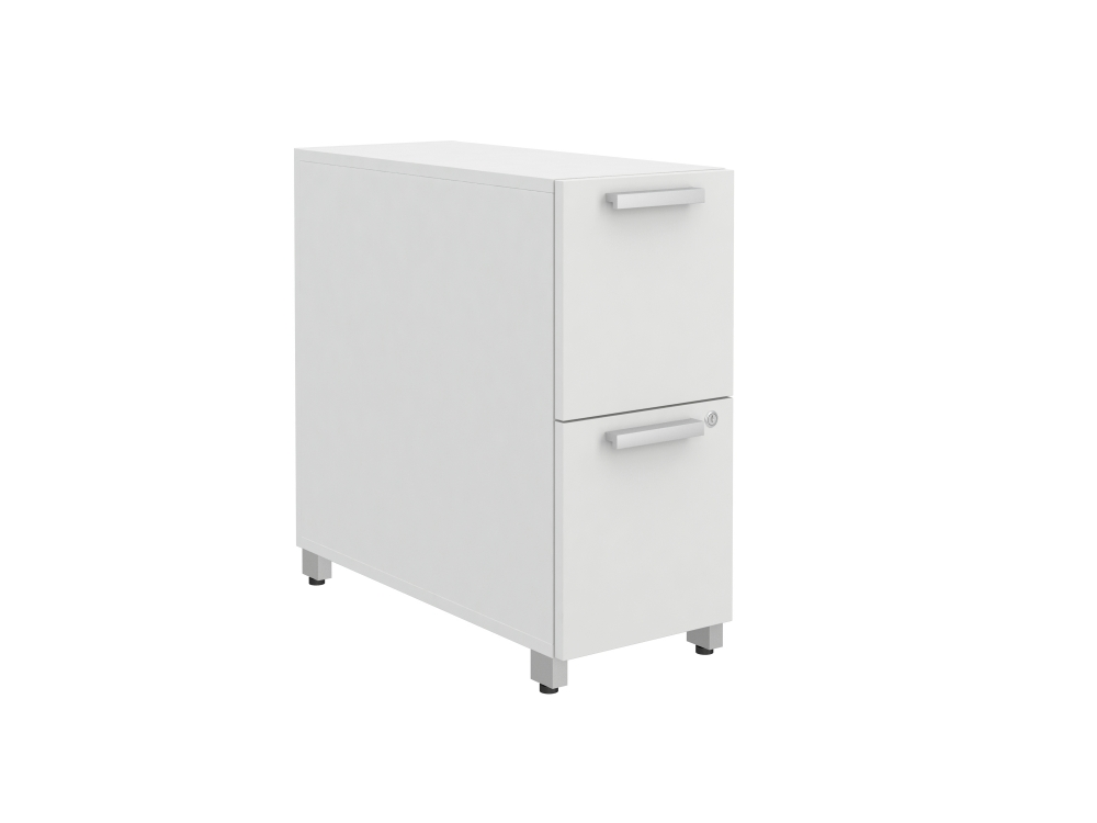 Preview of Calibrate Series Storage F/F Pedestal on Casters