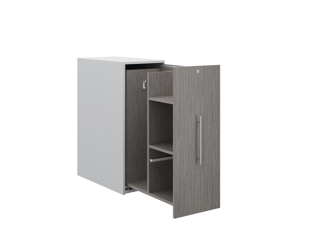 "Preview of Calibrate Series 42"" Storage Side Access/Pantry Tower"