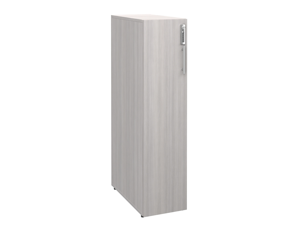 "Preview of Calibrate Series Storage 50"" Single Tower, front view"