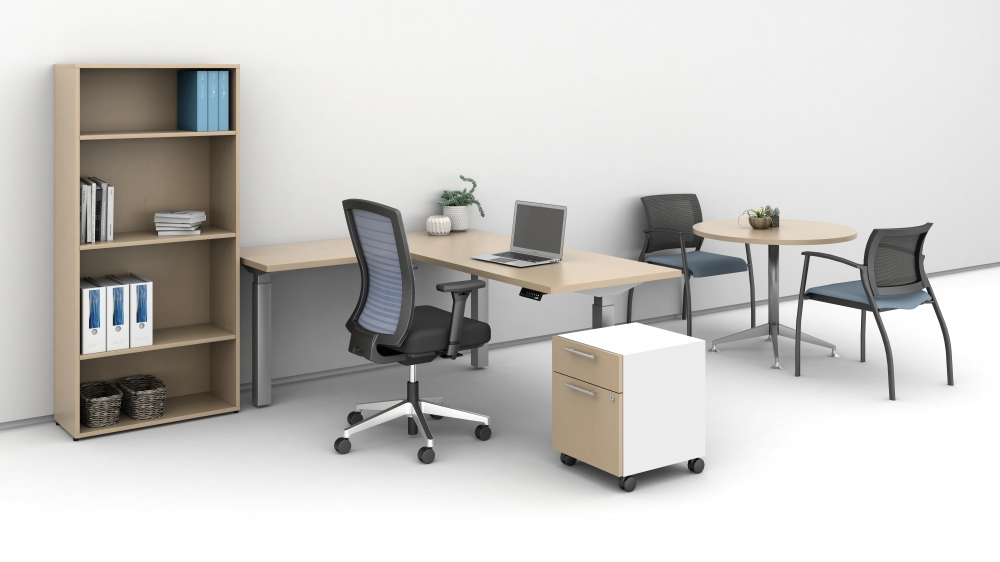 Preview of Calibrate Casegood Ideastarter 3: Small Private Office