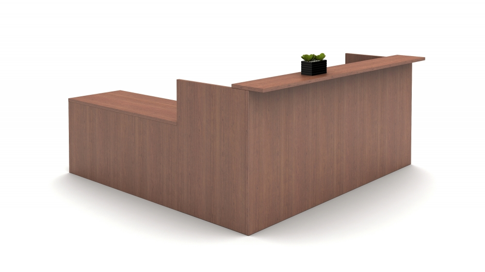Preview of Calibrate Laminate Casegoods Reception Station, outside view