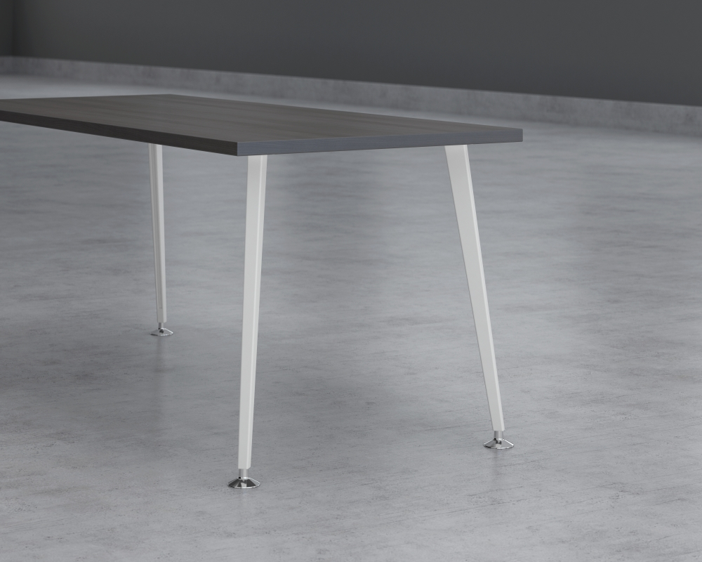 Preview of Tapered/Angled Post Leg Detail for Calibrate Casegoods and Day-to-Day Tables