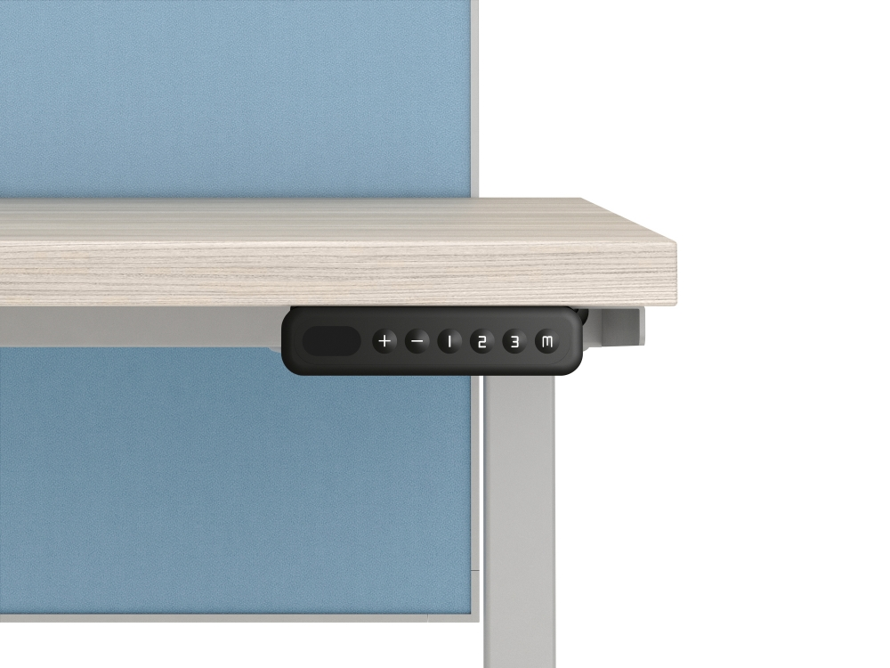 Preview of Touchpad Detail for Calibrate height adjustabile tables and Aloft