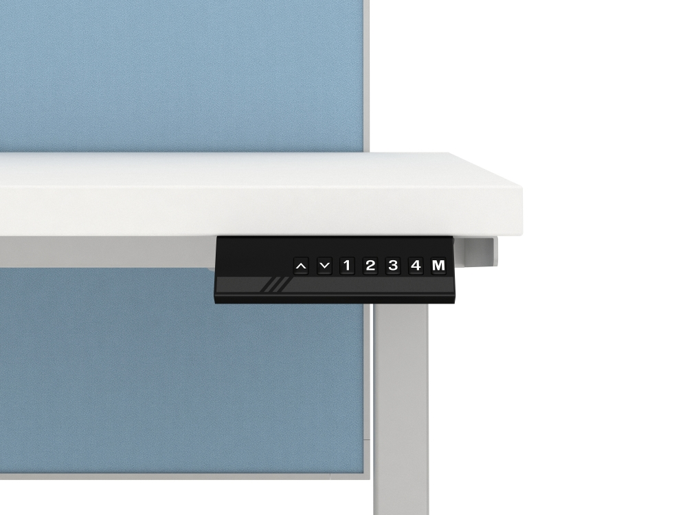 Preview of Day-to-Day, E-Series Height Adjustable Table Control Pad