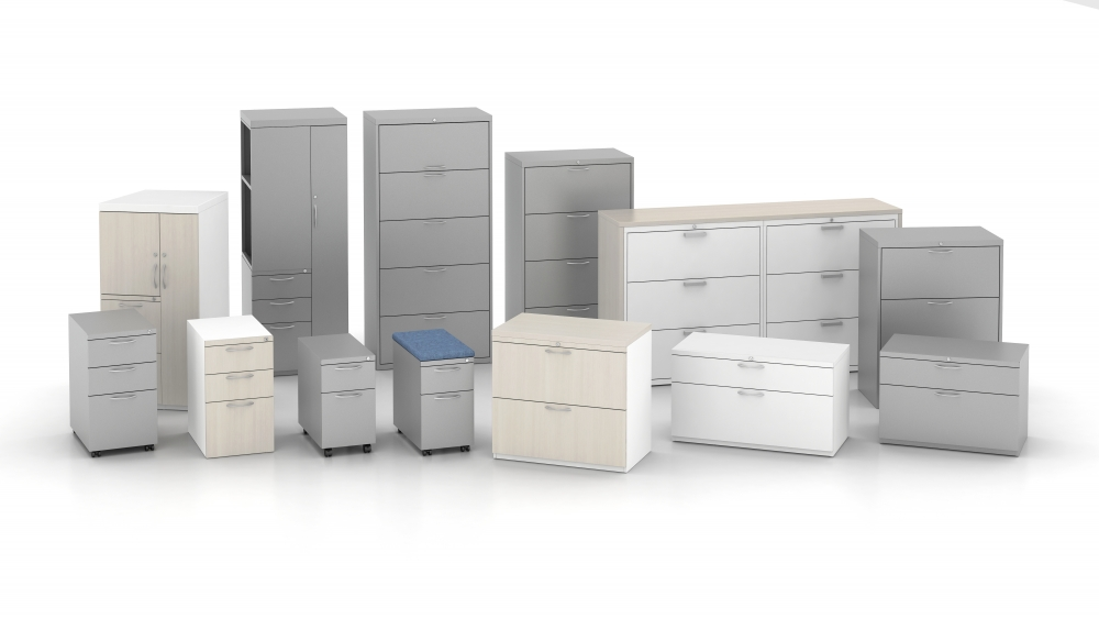 Preview of L Series Steel Storage Family Shot