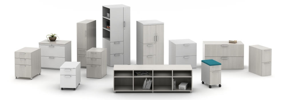 Preview of Calibrate Series Storage and L Series Steel Storage