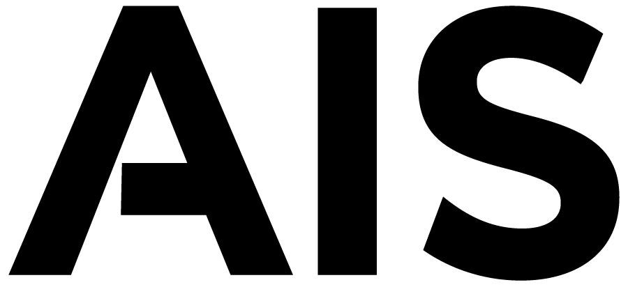 Preview of AIS Logo in Black