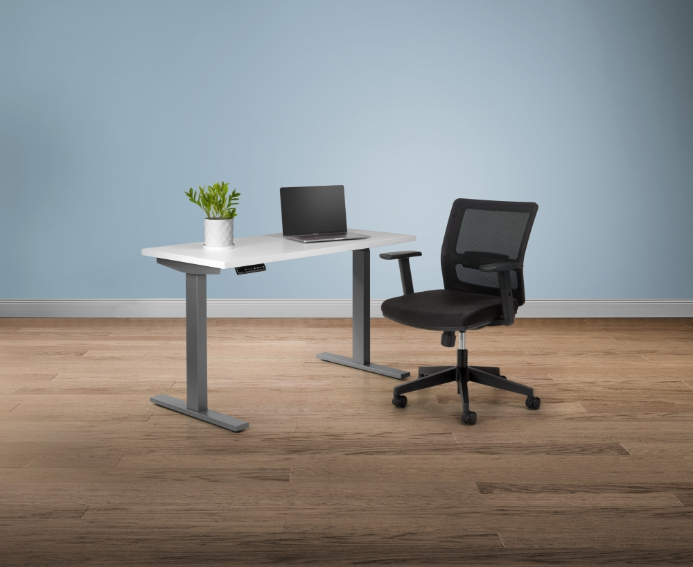 Preview of Revere Task Seating with Day-to-Day Height Adjustable Table