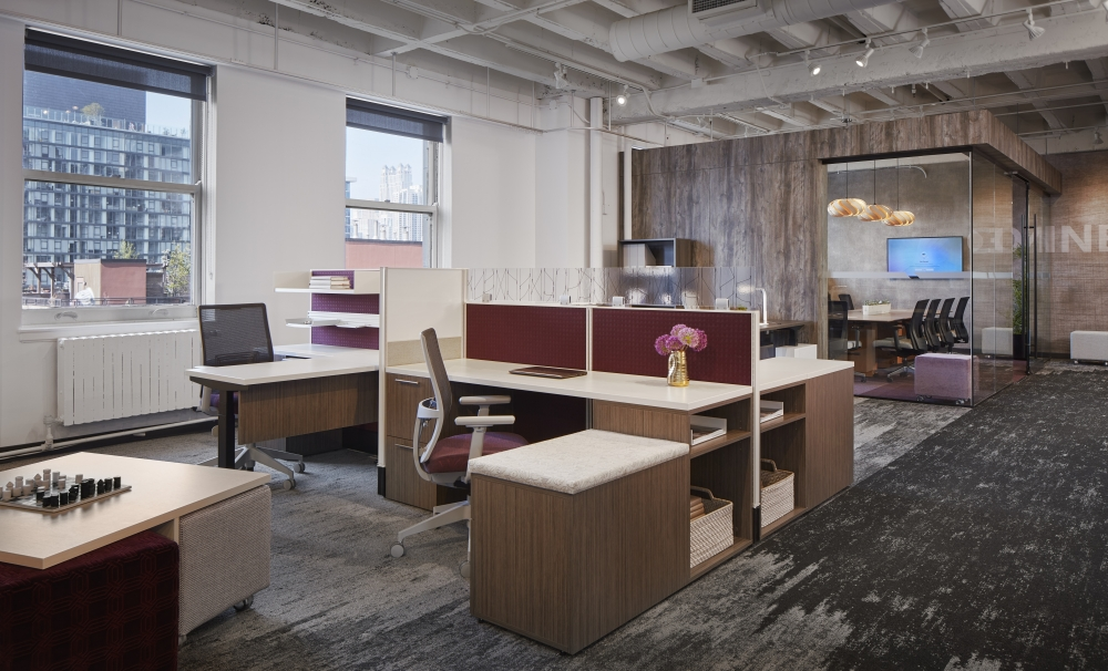 Preview of NeoCon 18 Divi with Devens Task Seating