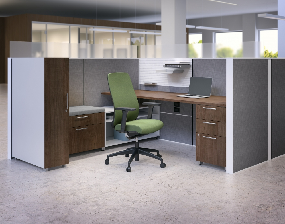 Preview of Bolton Seating with Matrix and Calibrate Series Storage