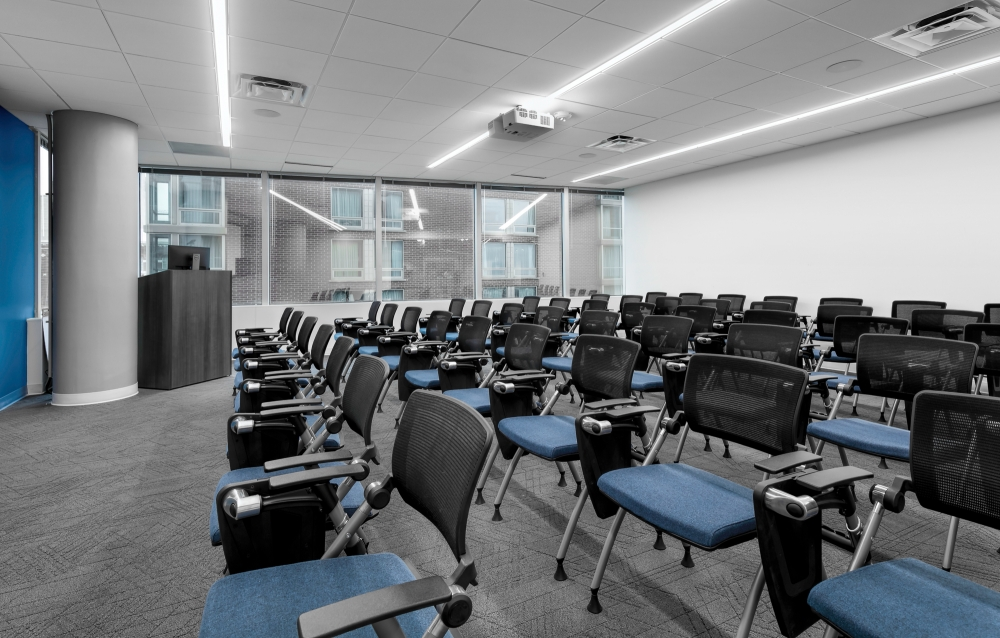 Preview of Stow Seating with Tablet in Client Training Space