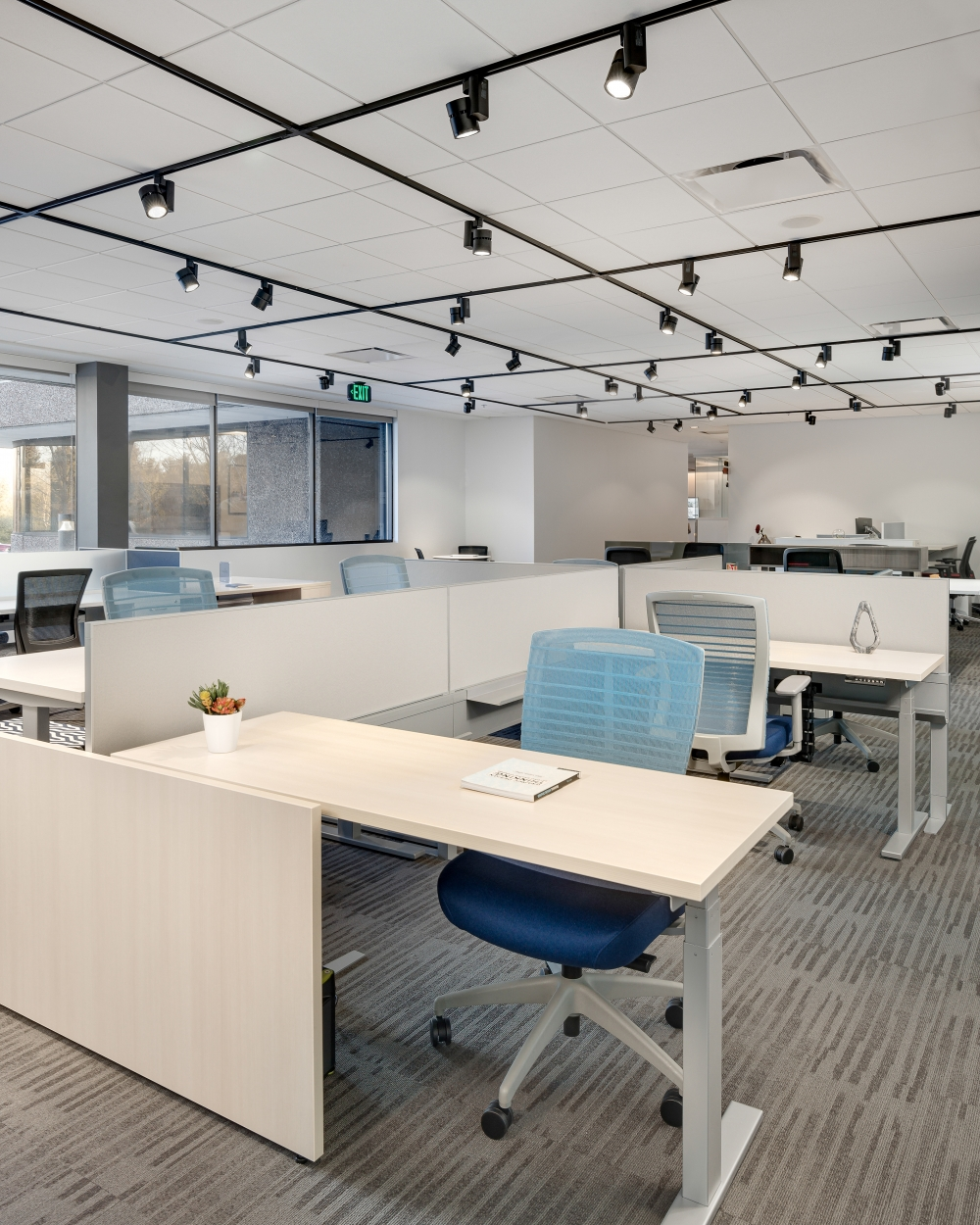 Preview of AIS Headquarters Showroom with Day-to-Day PowerBeam
