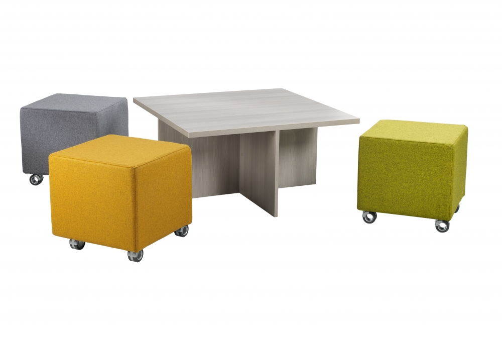 Preview of Volker Seating and Nesting Table