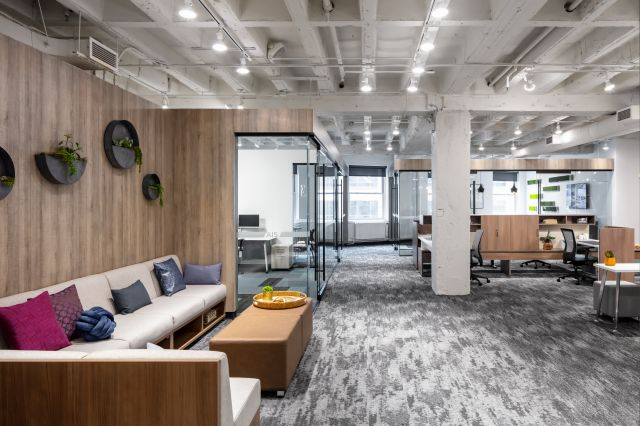 2019 NeoCon  Showroom Images Long Shot