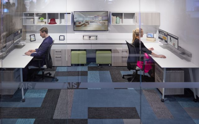 Calibrate Community Shared Office