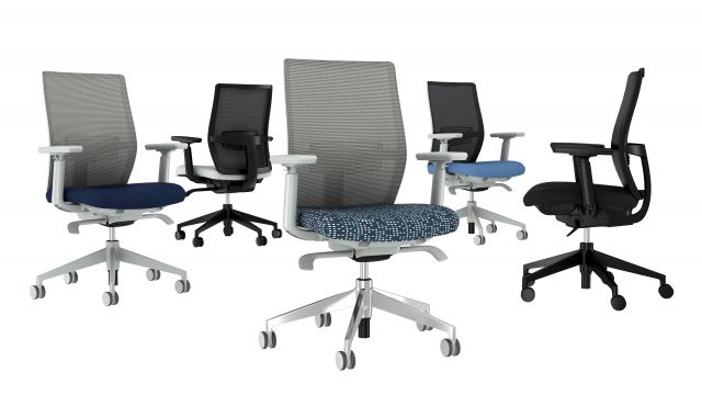 Devens Task Seating