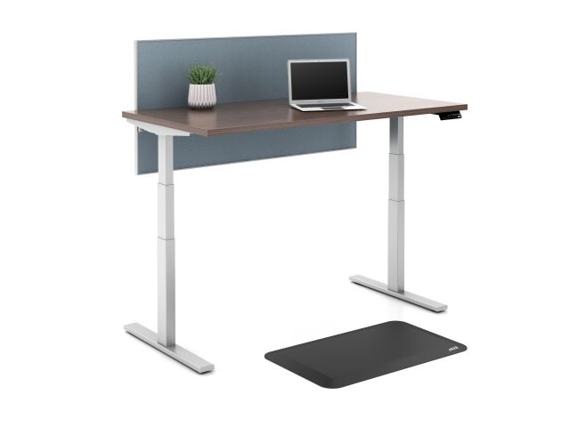 Ani-Fatigue Mat with Height Adjustable Table