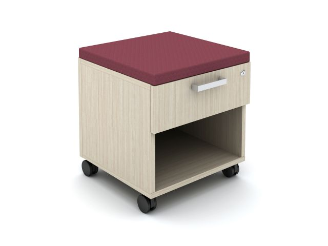 Calibrate Cubby Mobile Ped