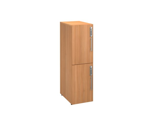 "Calibrate Two-high 42"" Locker"