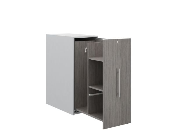 Calibrate Series Storage Side Access/Pantry Tower