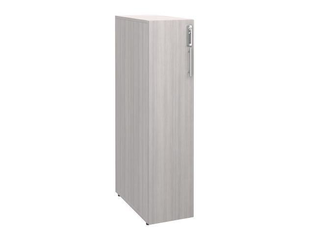 "Calibrate Series Storage 50"" Single Tower, front view"