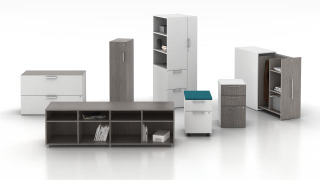 Calibrate Series Storage Family
