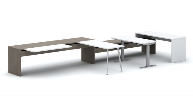 Calibrate Community Worksurface and Table options