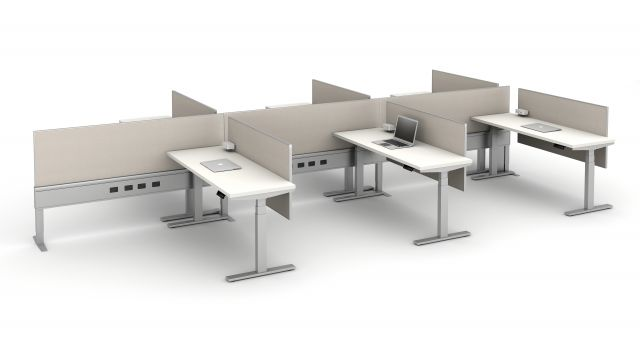 """Day-to-Day 21"""" HighPowerBeam Six pack with no seating"""