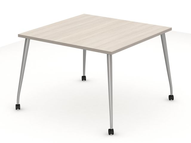 Day to Day Table with Slim Post Legs