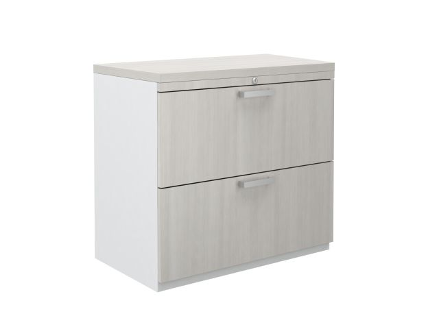 L Series Steel Storage Lateral File with Laminate Front