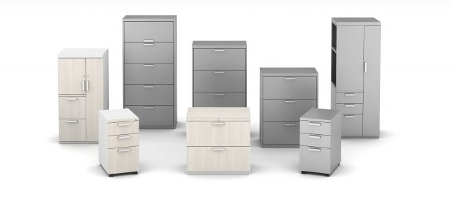 L Series Steel Storage Family