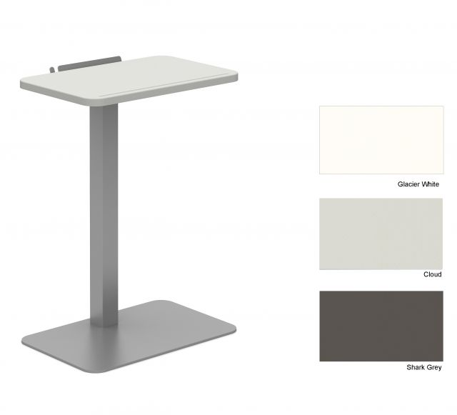 Laptop Table with thermofoil color options