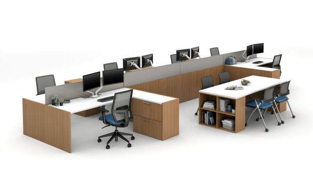 Oxygen with meeting space