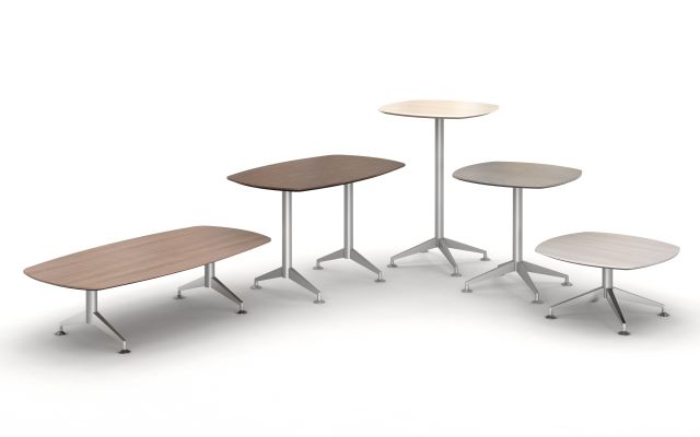 Day to Day Tables with Pebble Tops in a Variety of Sizes