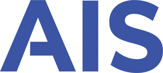 AIS Lighter Blue Logo with Translucent Background
