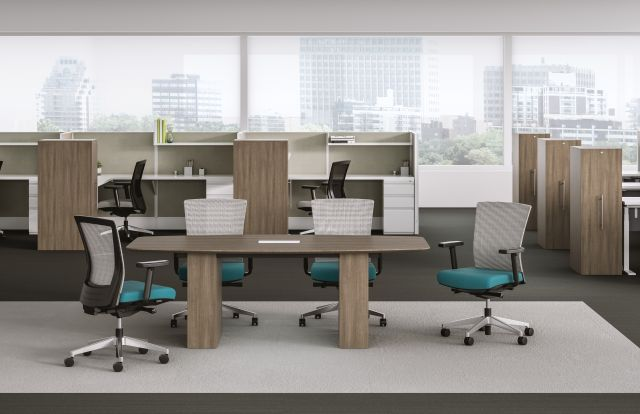 Calibrate Conference Team Meeting Space with Upton Seating