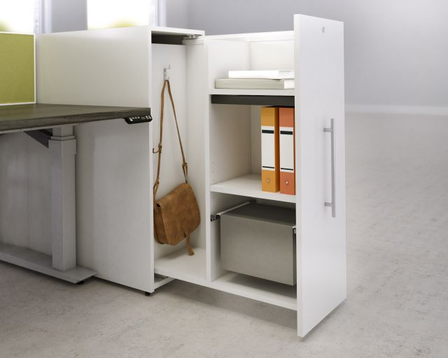 Calibrate Series Pullout Storage