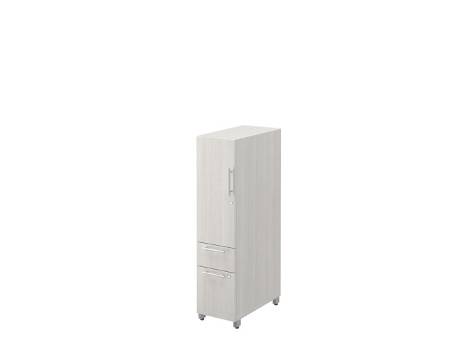 Calibrate Storage Pedestal Tower with Door