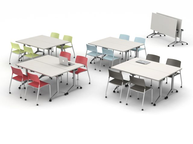Day to Day Flip-Top Idea Starter with Pierce Side Seating