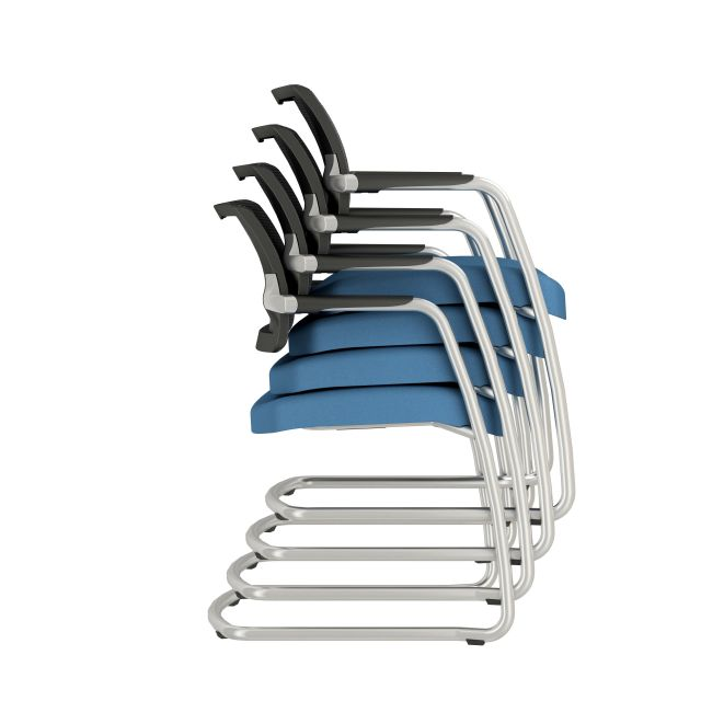 Devens Side Chair Stacked 4 high