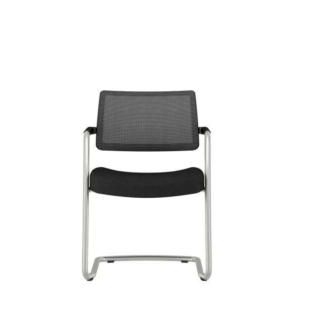 Devens Side Chair in Express Black