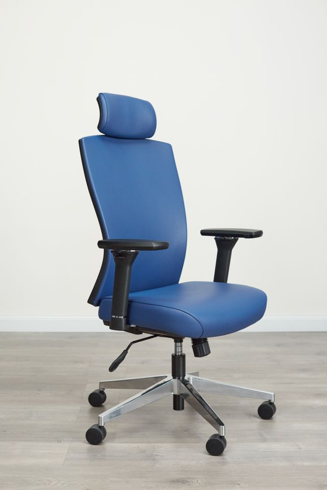 Natick Highback with Headrest