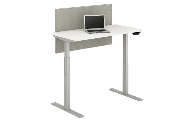Day to Day Height Adjustable Table High Postion