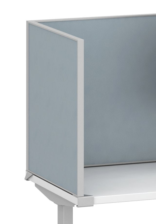 Slimline Screen Undersurface Mount Detail