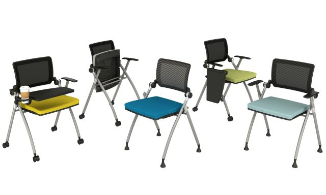 Stow Seating 5 Chair Family