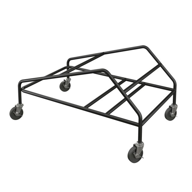 Triad Dolly Cart for stacking