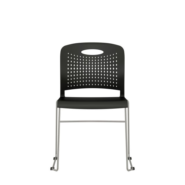 Triad Multi Purpose Stack Chair - Black