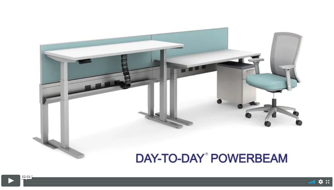 Day-to-Day PowerBeam Animation Video
